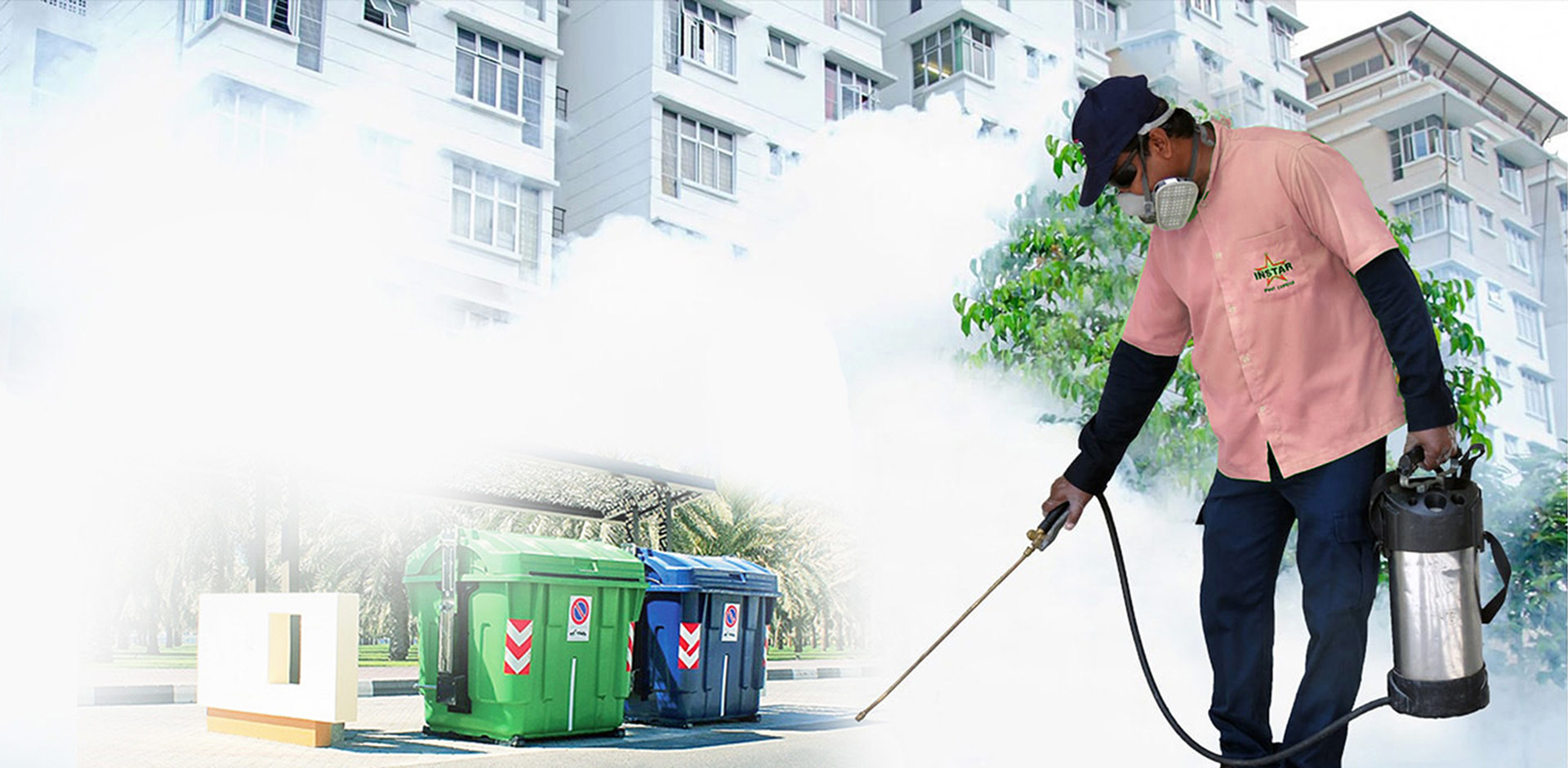 specialised pest treatments